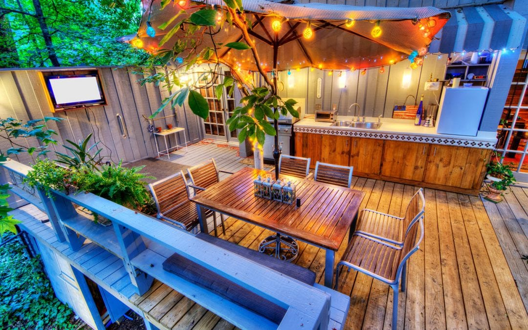 Ideas to Upgrade Your Deck and Patio